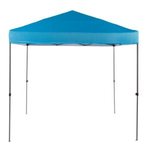 8'x8' Everbilt Straight Leg Canopy Blue