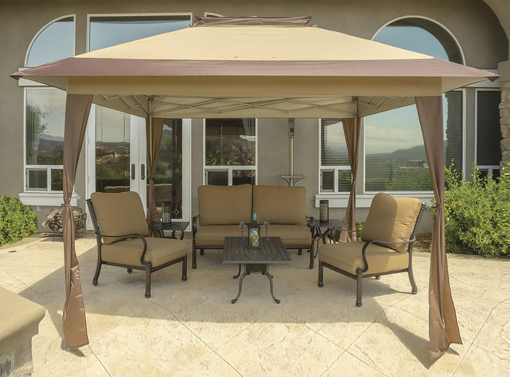 Sterling 12' x 12' Gazebo - Available at Ocean State Job ...