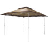 Megashade One Touch Canopy 12' x 12' x 11'H (CS CA144C-ACE)