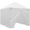 Instant Commercial Canopy & Sidewalls 10' x 10' x 9'H (CS PRO100-AMZ)