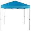Everbilt 8' x 8' Blue Straight Leg Instant Canopy (OPP64-THD)
